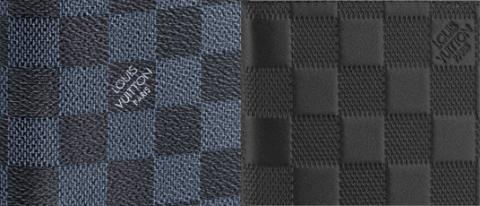 紺色系の「コバルト」、立体的な凹凸が施された「アンフィニ」