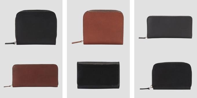 マーガレット・ハウエルの、メンズ財布