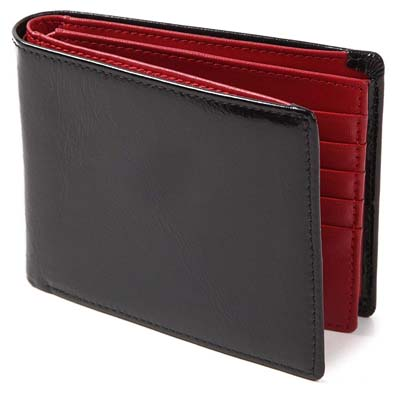 二つ折り財布 財布 本革 牛革 大容量 カード15枚収納
