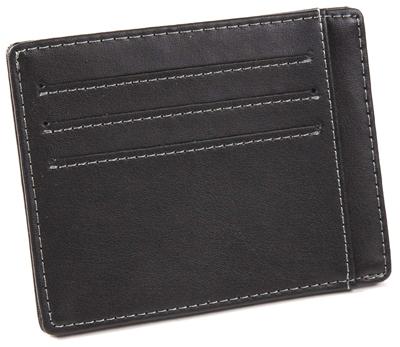 MYUM カードケース 薄型 メンズ 本革 財布 お札がはみ出ない 超シンプル