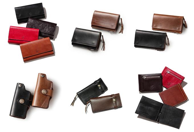 ミスターオリーブのメンズ財布