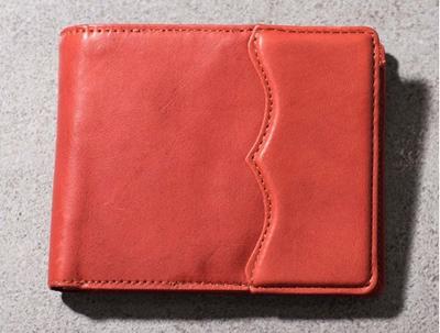 ウィングチップウォレット/wing chip wallet