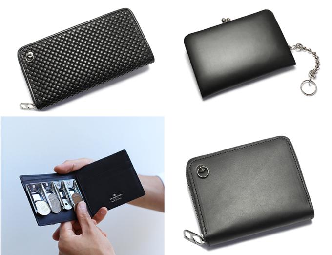 メンズ財布のデザイン