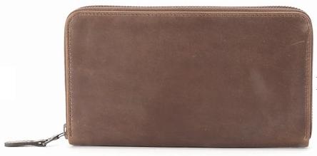 SETTLER / セトラー : Zip Round Long Wallet