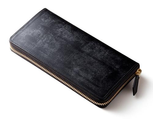 「黒」い財布