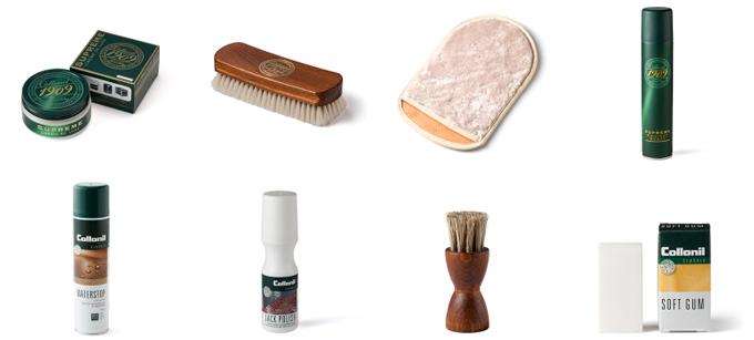 革製品(レザー)の手入れ・ケア用品の種類や役割を一挙解説