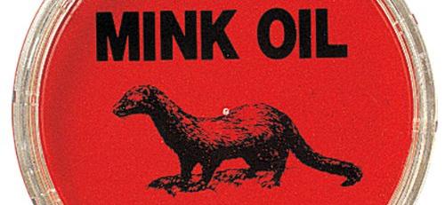 ミンクオイルの特徴、使い方、おすすめ商品をすべて解説