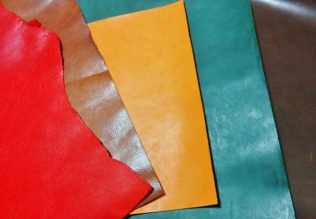 革(レザー)の種類と素材別の特徴をすべて紹介