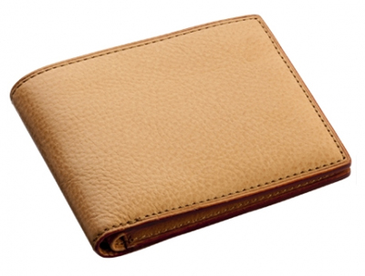ブレイリオ/Brelio ミネルバボックス 二つ折り財布 No.109 ナチュラル