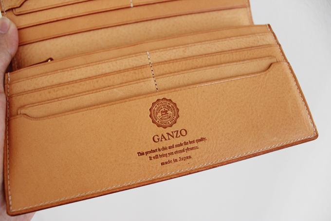 reputable site d716b 17751 ガンゾのTHIN BRIDLE (シンブライドル)長財布を買った感想 ...