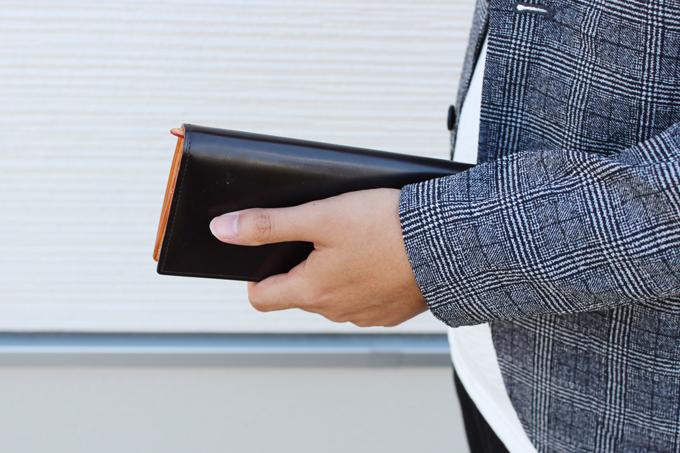 ガンゾの財布