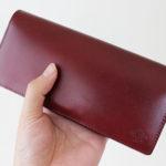 オロビアンコのファスナー付き長財布(ORS-012608)