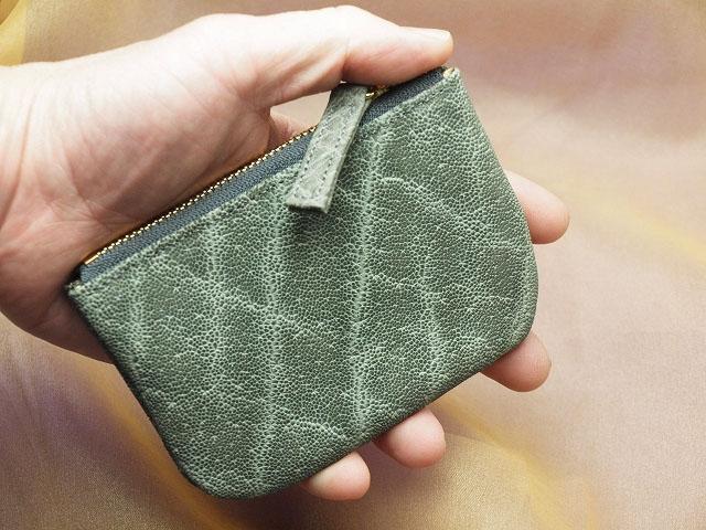象革財布の魅力