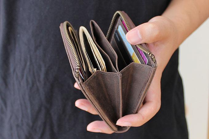 便利そうな財布