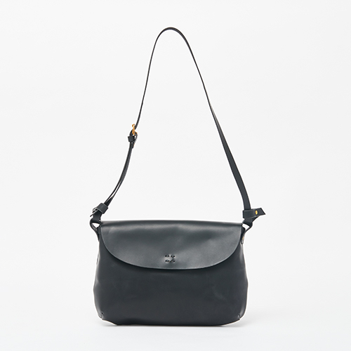 herbie -Flap Shoulder Bag L-
