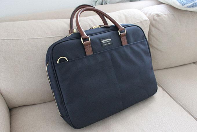 バッグを見て最初に思った