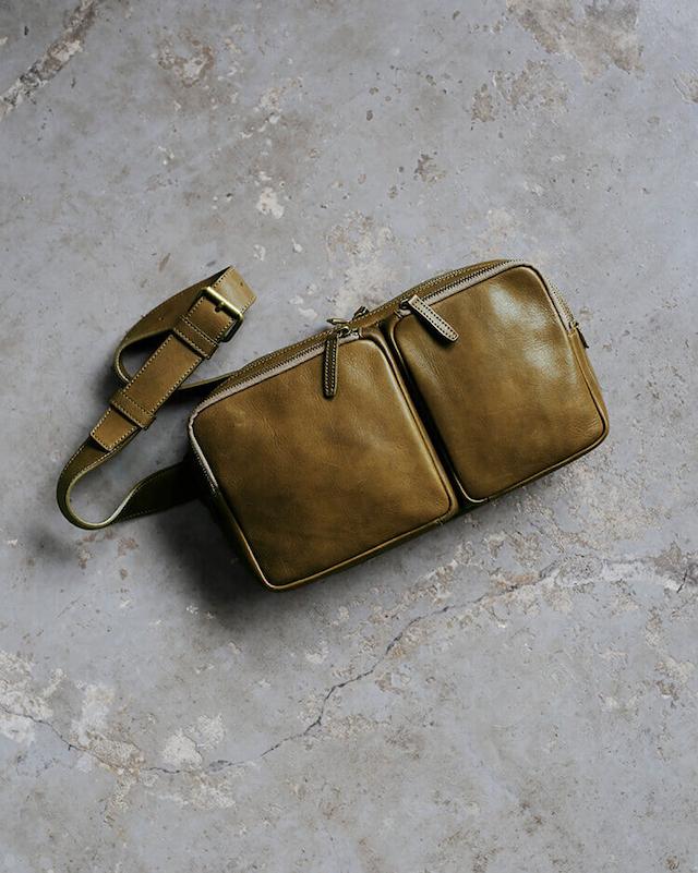 土屋鞄製造所 ビークルトリジップボディーバッグ
