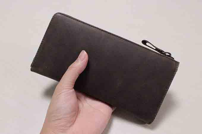 上質な革の財布を持ちたい