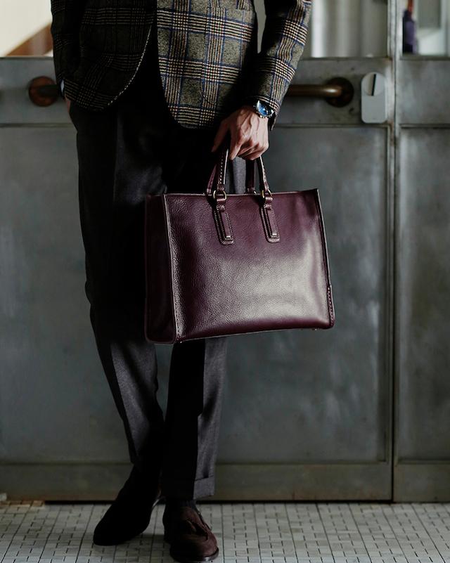 土屋鞄製造所 ウルバーノシティトート