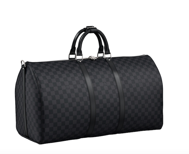 KEEPALL BANDOULIÈRE 55 MY LV WORLD TOUR